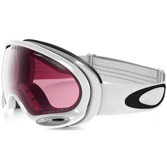 Oakley A-Frame 2.0 - Polished White/Prizm Rose