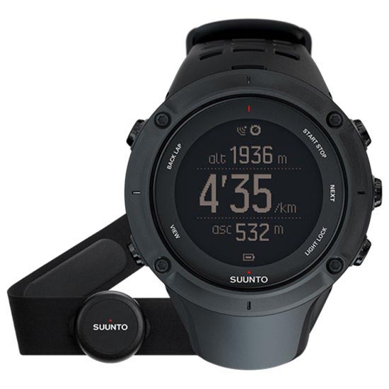 Suunto Ambit3 Peak Black (HR) -