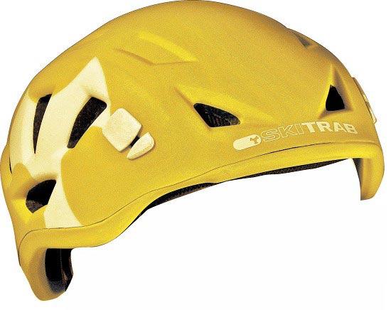 Ski Trab Attivo Helmet - Jaune