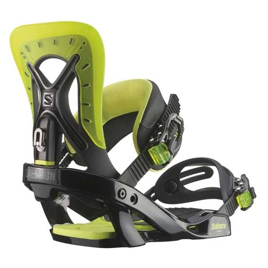Salomon Balance Black/Lime - Black/Lime