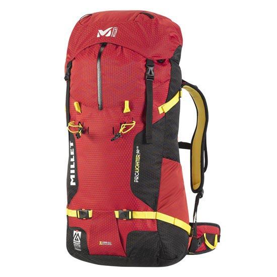 Millet PROLIGHTER MXP 60+20 Rouge - Rouge