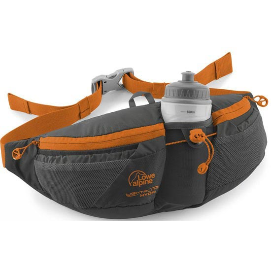 Lowe Alpine Lightflite Hydro - Anthracite/Pumpkin