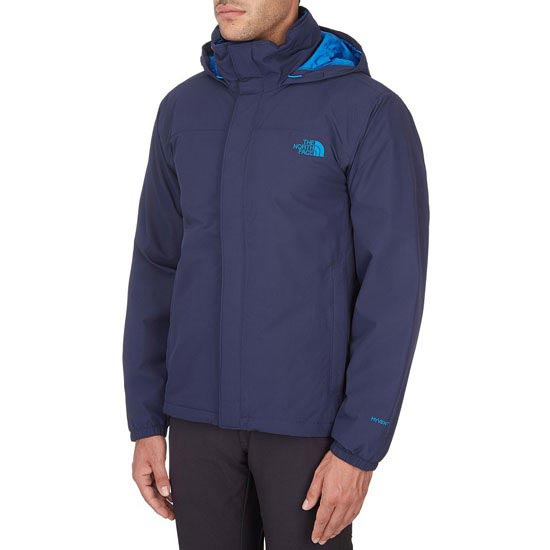 The North Face Resolve Insulated Jacket - Detail Foto