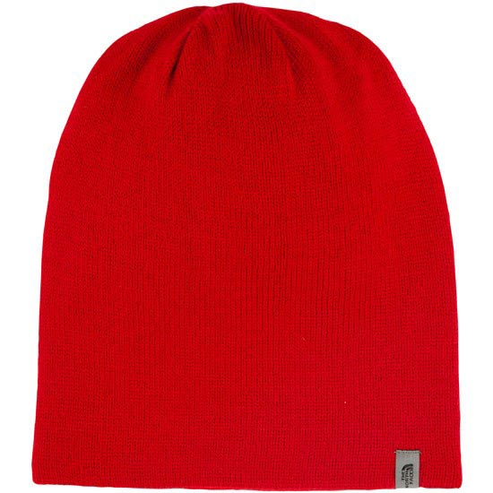 The North Face Anygrande Beanie - Rage Red
