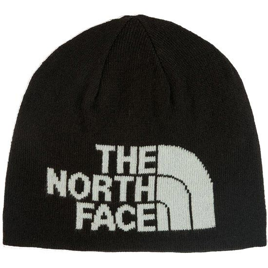 The North Face Highline Beanie - TNF Black/High Rise Grey