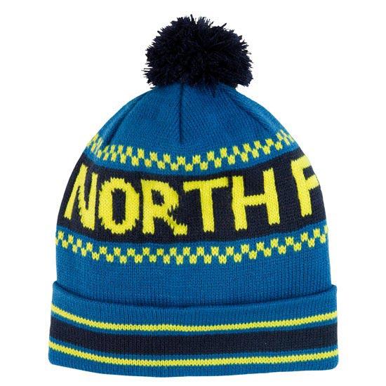 The North Face Ski Tuke IV - Snorkel Blue
