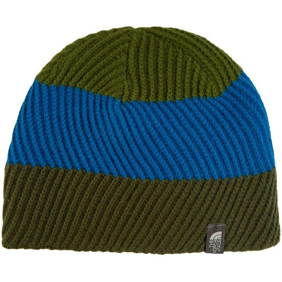 The North Face Youth Gone Wild Beanie - Scallion Green