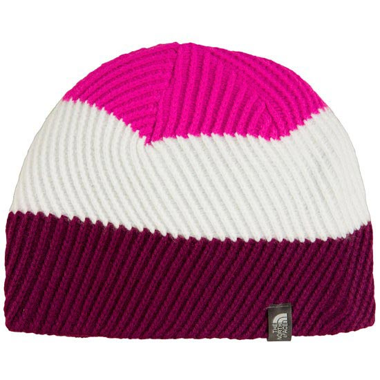 The North Face Youth Gone Wild Beanie - Parlour Purple