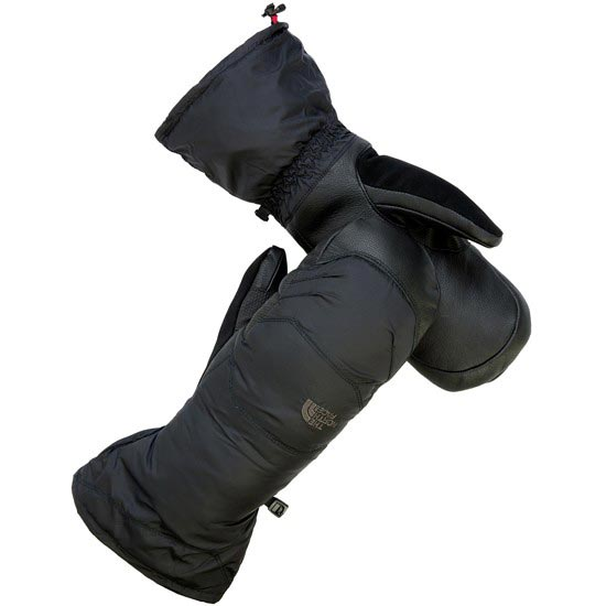 The North Face Nuptse Mitt - TNF Black