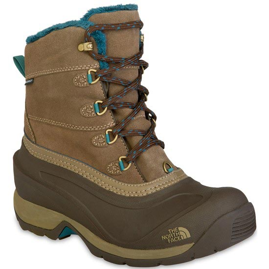 The North Face Chilkat III W - Cub Brown/Mediterranea Green