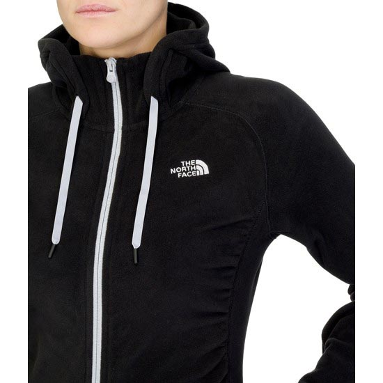 The North Face Mezzaluna Full Zip Hoodie W - Photo de détail