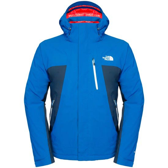 The North Face Plasma Thermoball Jacket - Snorkel Blue/Cosmic Blue