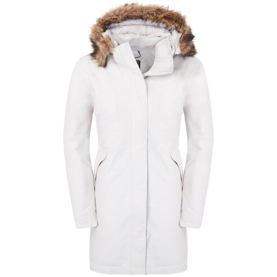 The North Face Arctic Parka W - Moonlight Ivory