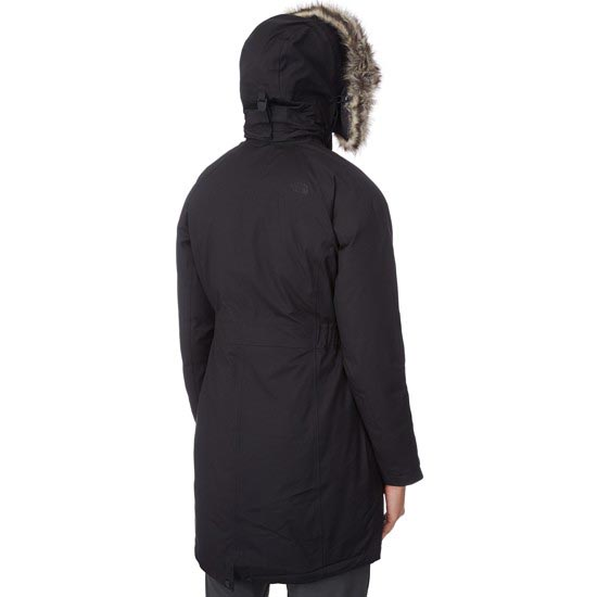 The North Face Arctic Parka W - Photo de détail
