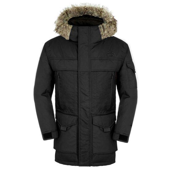 The North Face McMurdo Parka 2 Eu M - Tnf Black