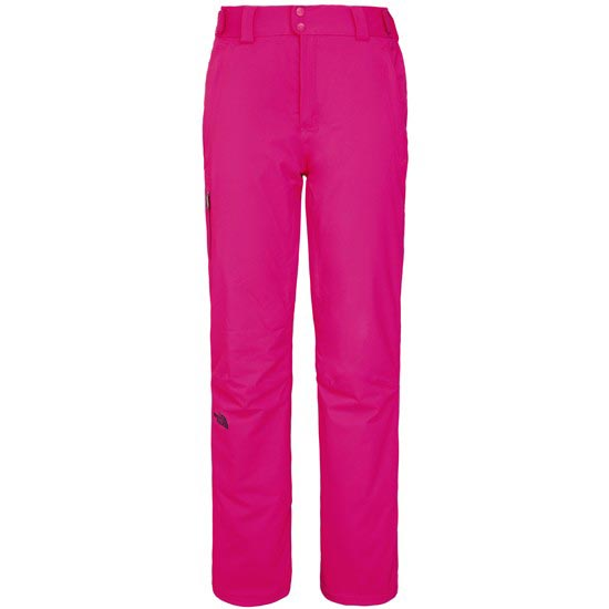 The North Face Jeppeson Pant W - Passion Pink