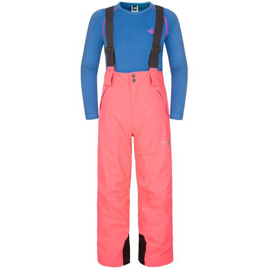 The North Face Snow Quest Pant Y - Rocket Red