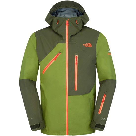 The North Face Free Thinker Jacket - Forest Night Green