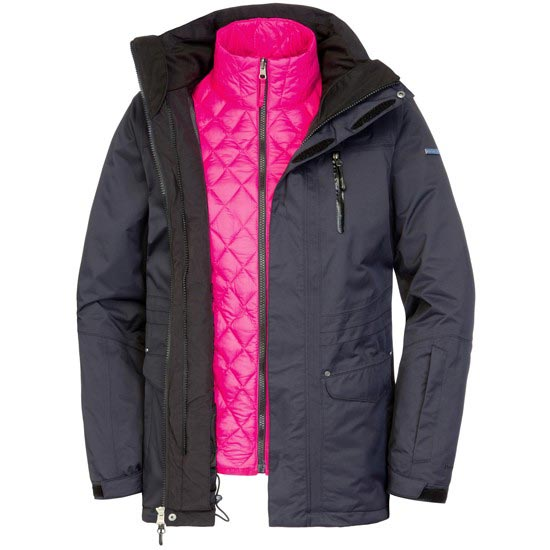 anorak north face mujer