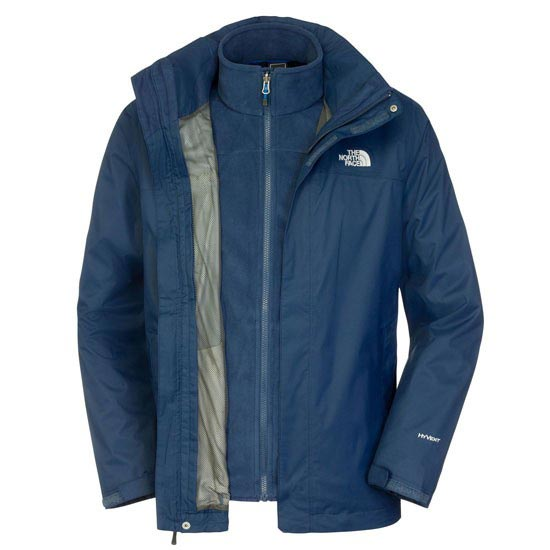 The North Face Evolve II Triclimate Jacket - Cosmic Blue