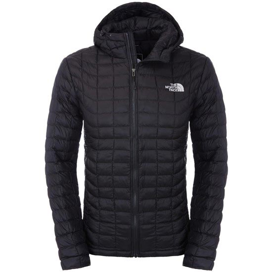 The North Face Thermoball Hoodie - TNF Black