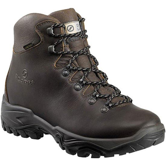 Scarpa Terra Gtx - Leather Brown