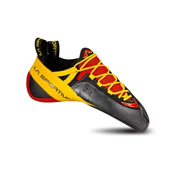 La Sportiva Genius - Red/Yellow
