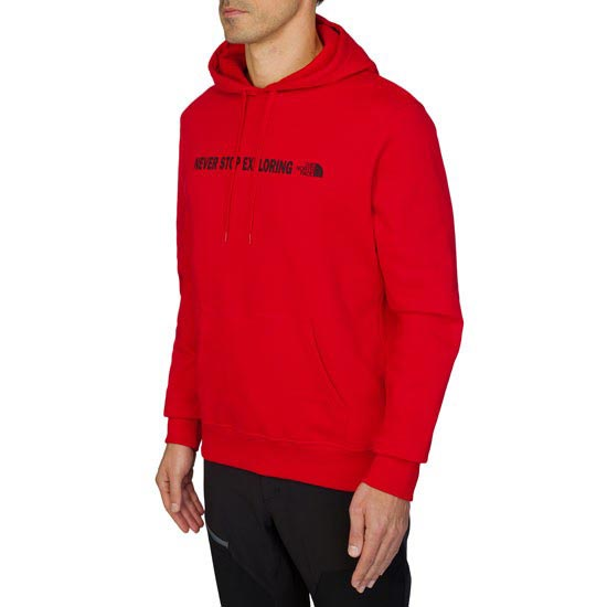 The North Face Open Gate Pullover Hoodie - Photo of detail