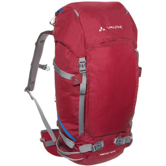 Vaude Simony 30 + 8 - Indian Red