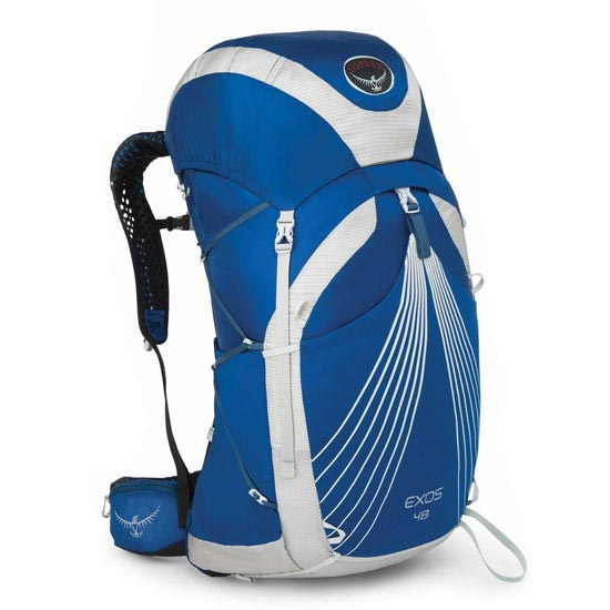 Osprey Exos 48 - Pacific Blue
