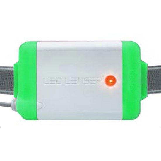 Led Lenser NEO 90 lumens Green - Photo of detail