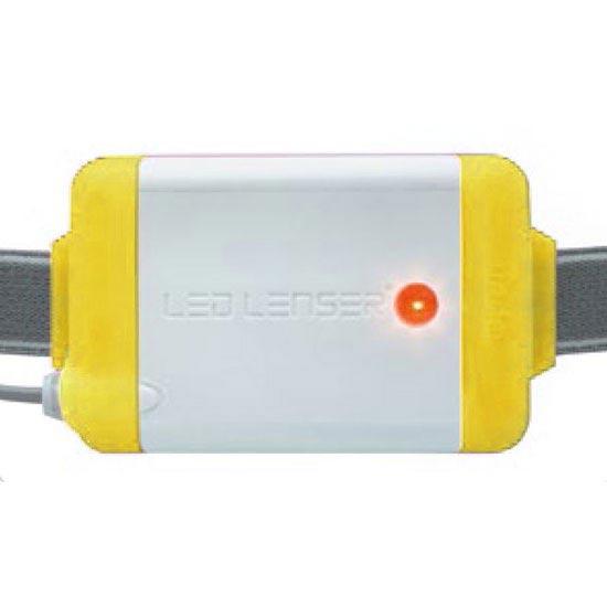 Led Lenser NEO 90 lumens Yellow - Photo of detail