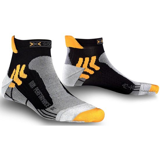Xsocks Run Performance - Anthracite