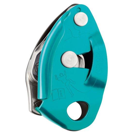 Petzl Grigri 2 - Turquoise -