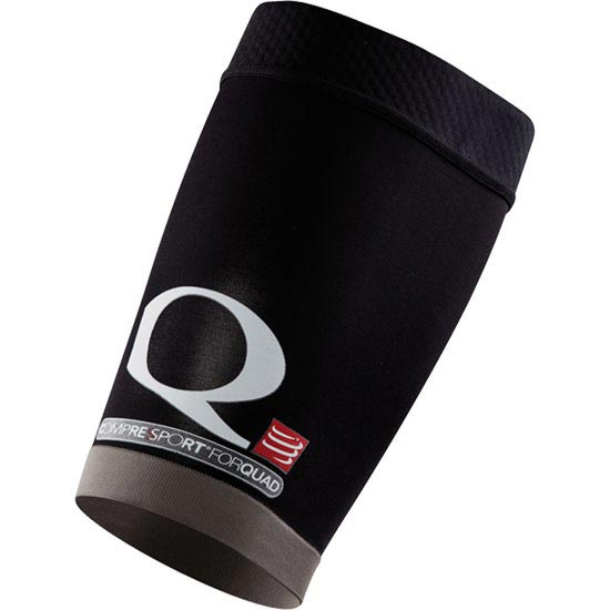 Compressport Quad - Black