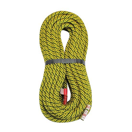 Roca Trek 7'8 mm x 30 m Tot Sec - Amarillo