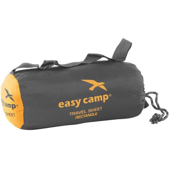 Easy Camp Travel Sheet Rectangle - Photo de détail