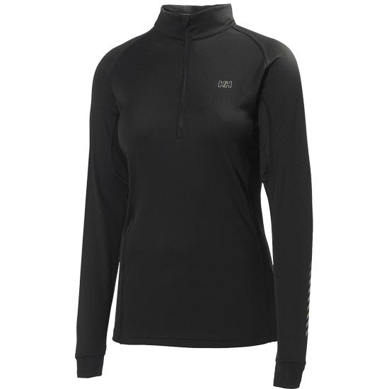Helly Hansen HH Dry Charger 1/2 Zip W - Black