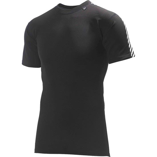 Helly Hansen HH Dry Stripe T - Black