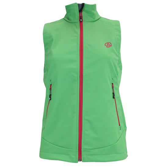 Ternua Gilet sans manches Killavil - Vibrant Green