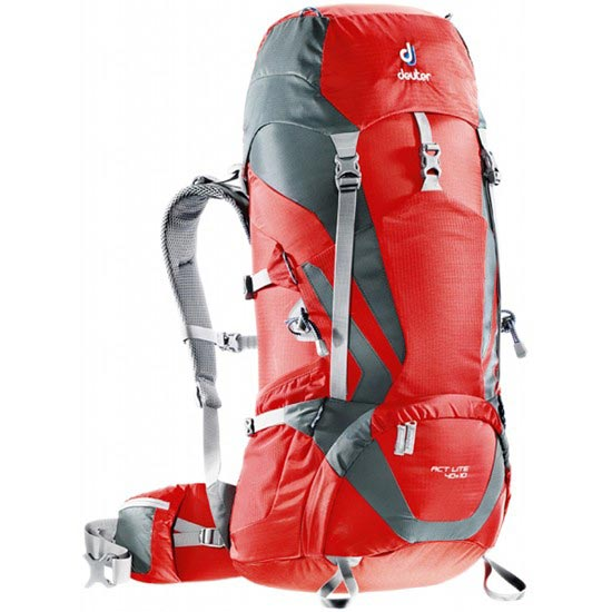 Deuter Act Lite 40+10 - Fire/Granite