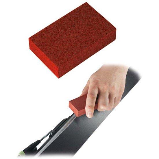 Wintersteiger Soft Red Gummi Stone 40x20x65mm - Photo de détail