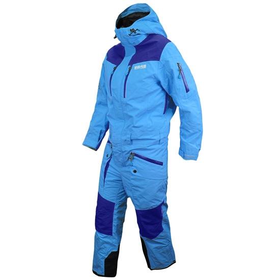 8848 Altitude Kida Suit Jr - Turquoise