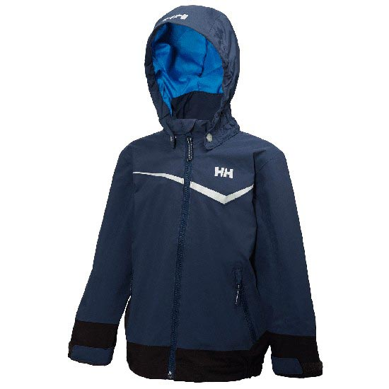 Helly Hansen Shelter Jacket Kids - Evening Blue