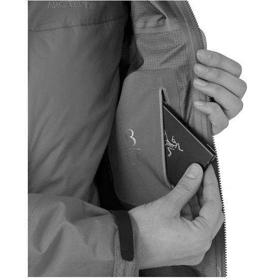 Arc'teryx Beta LT Jacket W - Photo de détail