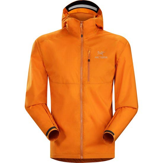 Arc'teryx Squamish Hoody - Rusted Copper
