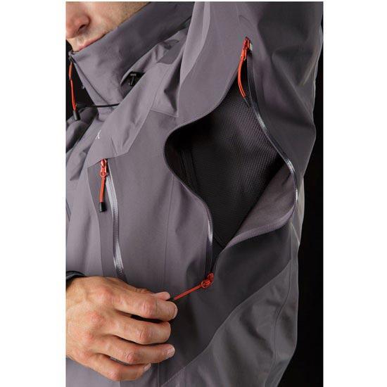 Arc'teryx Beta LT Hybrid Jacket - Photo de détail