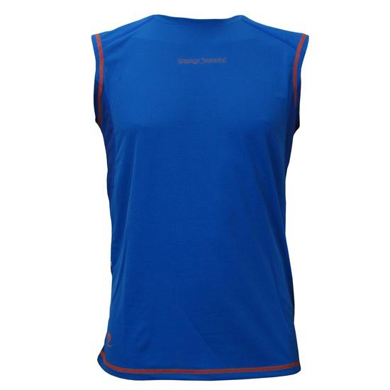Trangoworld Camiseta Shiga - Azul Oscuro