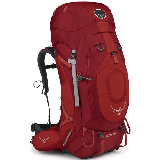 Osprey Xena 70 - Ruby Red