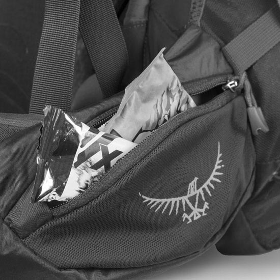 Osprey Xena 70 - Photo de détail